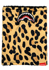 Leopard Mouth Neck Warmer