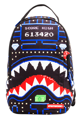 Lil Arcade Shark Mini Backpack
