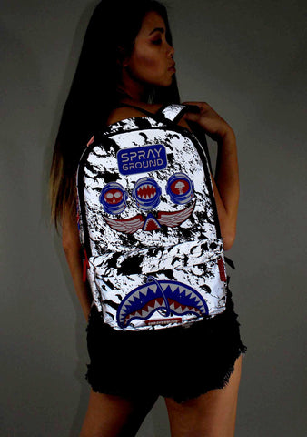 Sprayground Lil 3M Space Explorer Mini Backpack