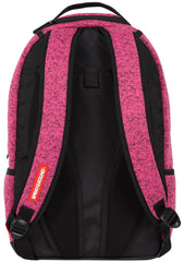Sprayground Pink Knit Backpack