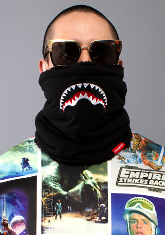 SPRAYGROUND Shark Mouth Neck Warmer