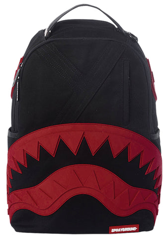 Villain Rubber Shark Backpack