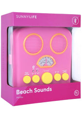 Sunnylife Beach Sounds Malibu Bluetooth Speaker