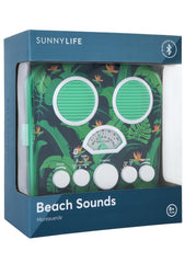 Sunnylife Beach Sounds Monteverde Bluetooth Speaker