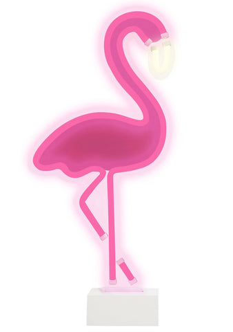 LED Flamingo Neon Light