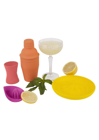 Margarita Making 4PC Cocktail Set