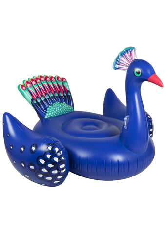 Luxe Ride-On Peacock Float