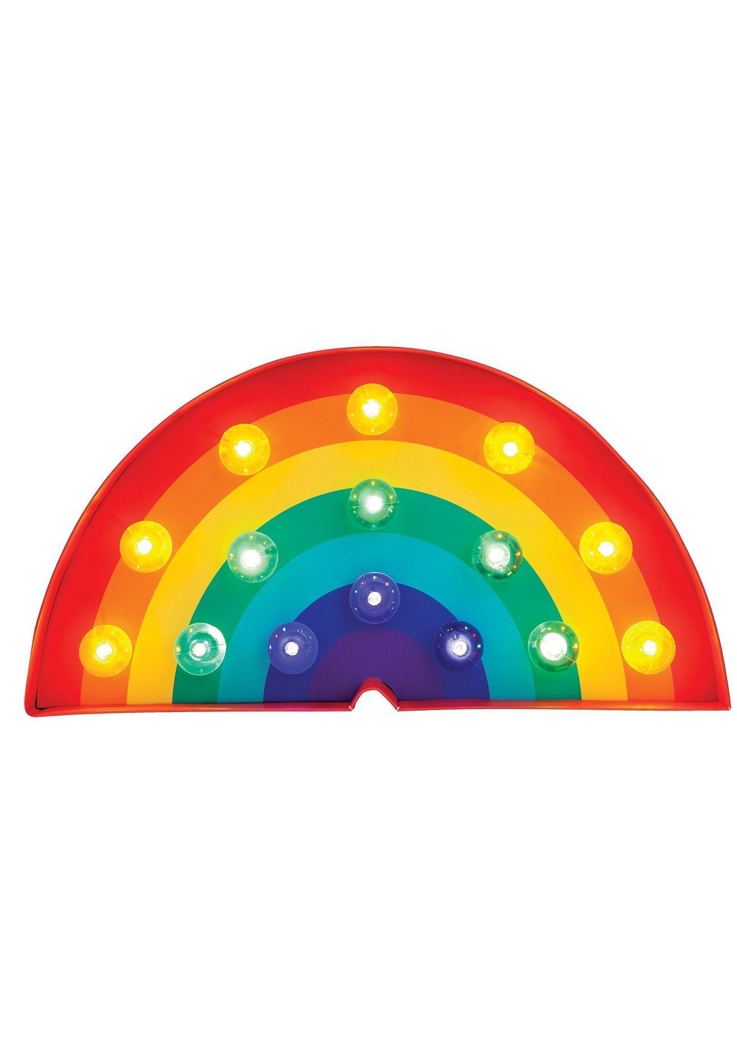 Sunnylife Rainbow Marquee Light