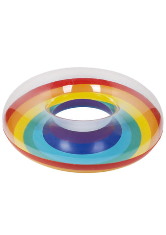 Sunnylife Rainbow Pool Ring Float