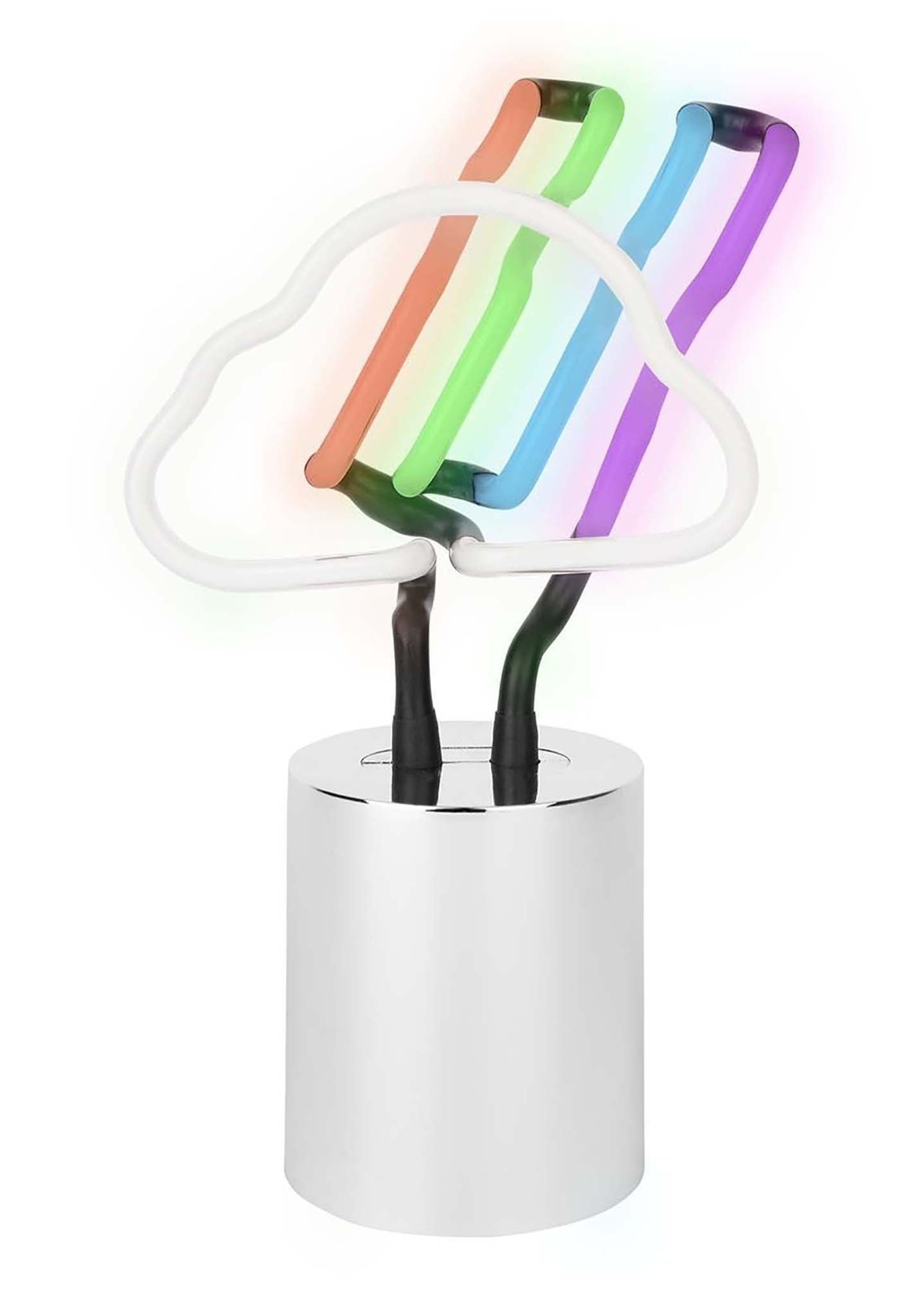 Small Rainbow Neon Light