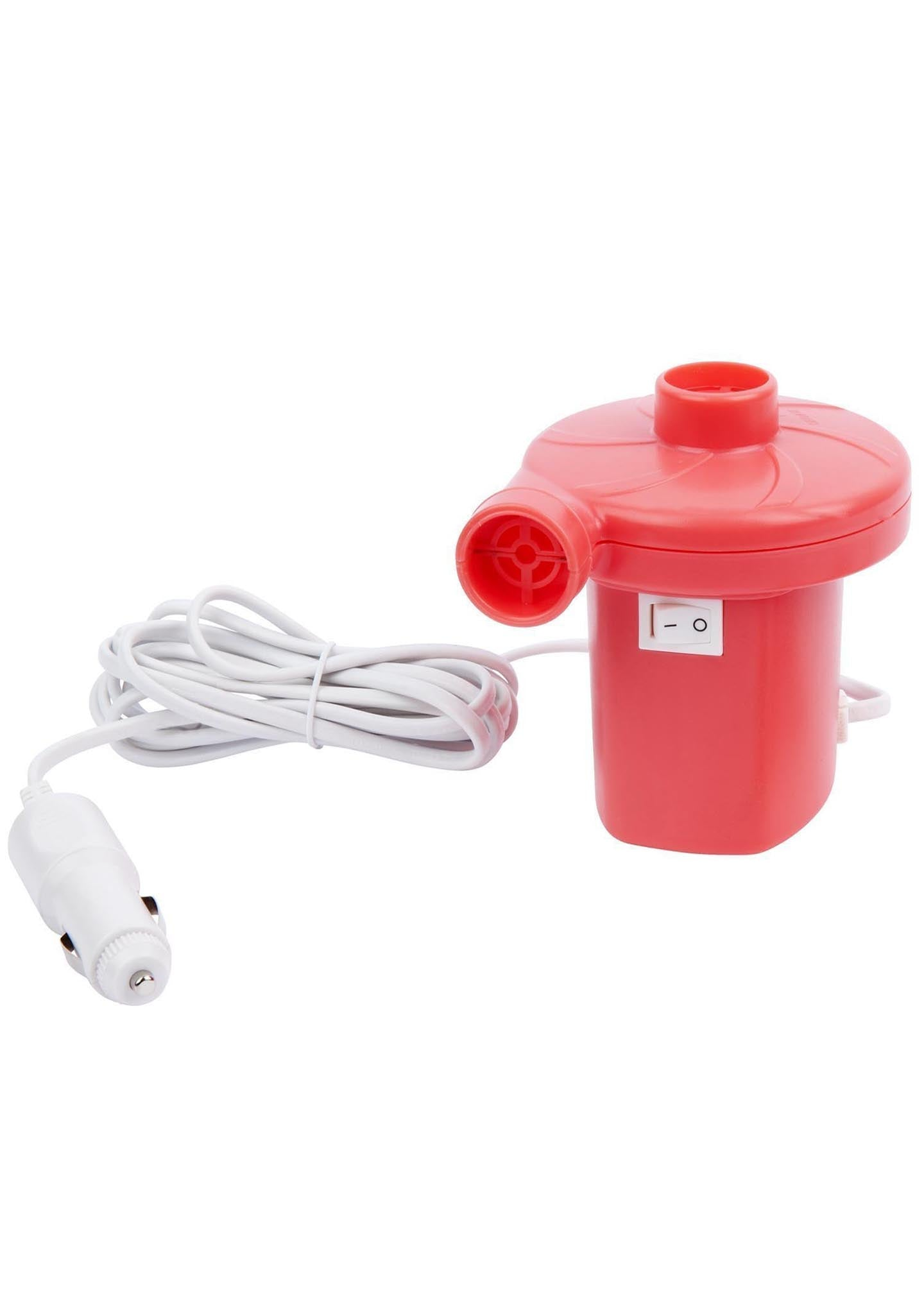 Car Air Pump in Watermelon Red
