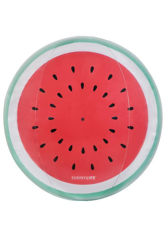 Sunnylife XL Watermelon Inflatable Beach Ball