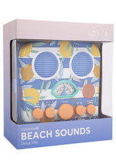 Beach Sounds Dolce Vita Bluetooth Speaker
