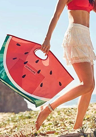 Carryall Watermelon Tote Bag