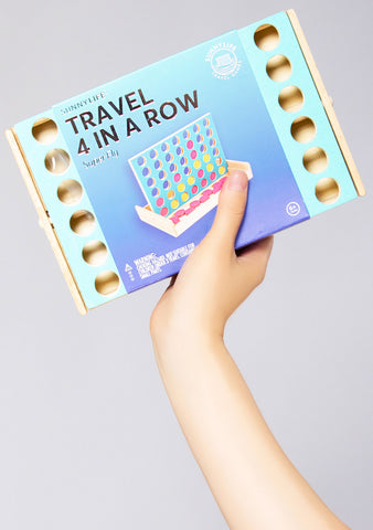 Travel 4 In A Row Super fly Game Set