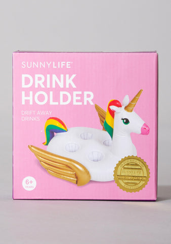 Unicorn Drink Holder Float