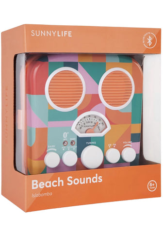 Beach Sounds Islabomba Bluetooth Speaker