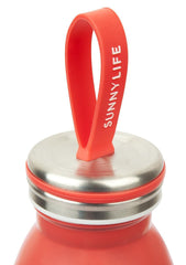 Sunnylife Watermelon Flask in Red/Green