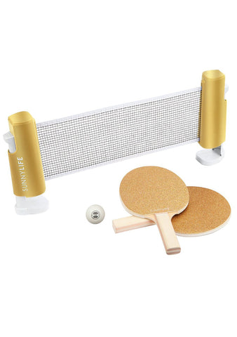 Glitter Ping Pong Play