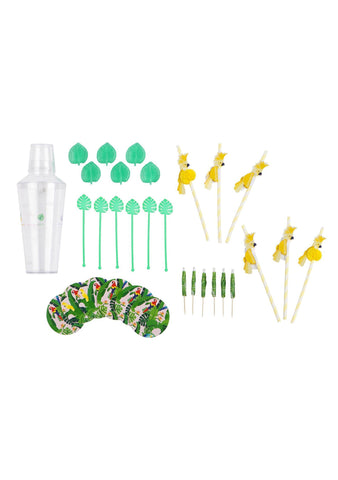 Sunnylife Monteverde Cocktail Party Kit