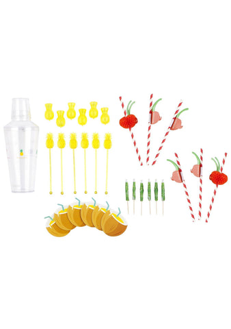 Pina Colada Cocktail Party Kit