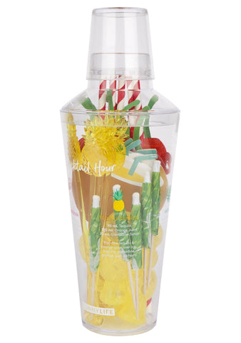 Sunnylife Pina Colada Cocktail Party Kit