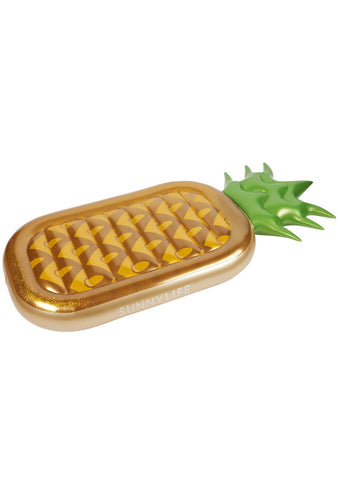 Luxe Pineapple Lie-On Float