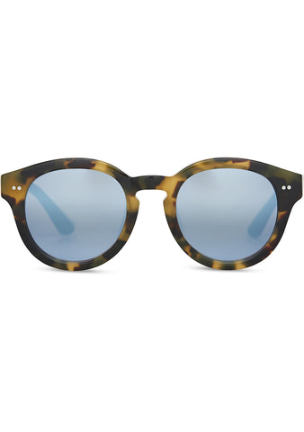 Bellevue Sunglasses in Blonde Tortoise