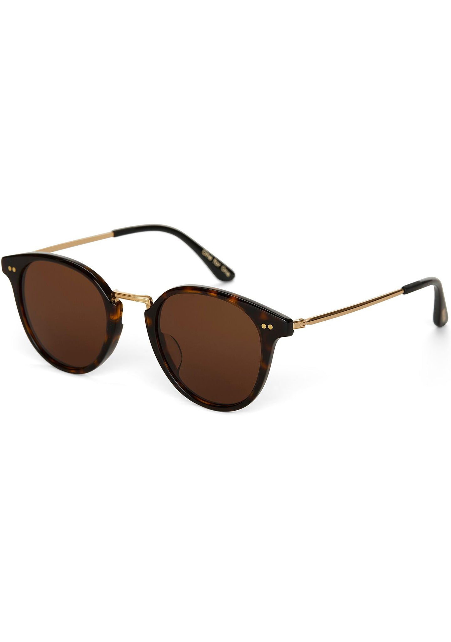 Bellini 201 Sunglasses in Gold Tortoise