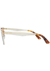 Bellini Sunglasses in Champagne Crystal