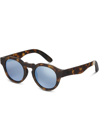 TOMS TRAVELER Bryton Sunglasses in Matte Blonde Tortoise