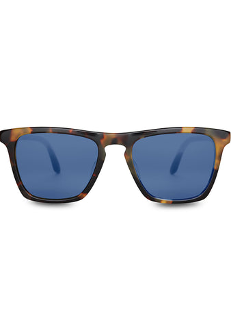 Dawson Sunglasses in Blonde Tortoise