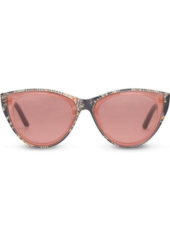 Josie Sunglasses in Louis Liberty/Cherry