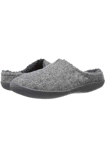 Mens Berkeley Slippers in Grey