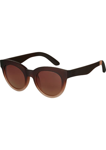 TRAVELER Florentin Sunglasses in Matte Brown