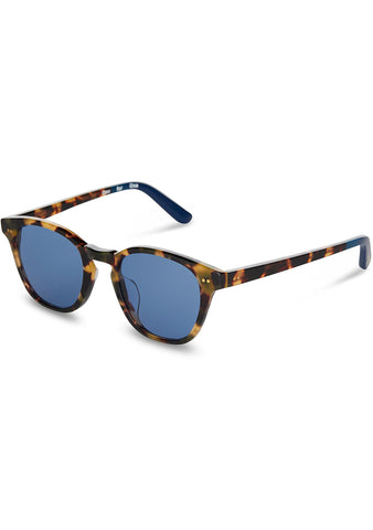 TOMS Wyatt Sunglasses in Blonde Tortoise