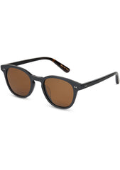 TOMS Wyatt Sunglasses in Matte Black Polarized