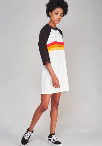 The Ragged Priest Fade Away Dress Oversized Tshirts Dress