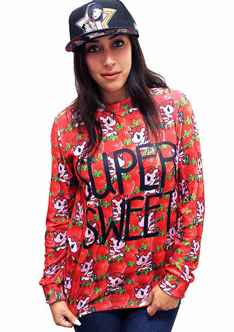 Tokidoki Super Sweet Long Sleeve Top