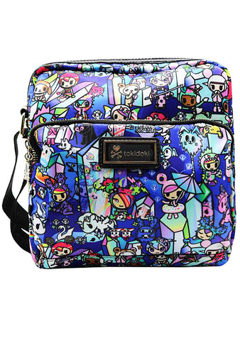 Crystal Kingdom Crossbody Bag