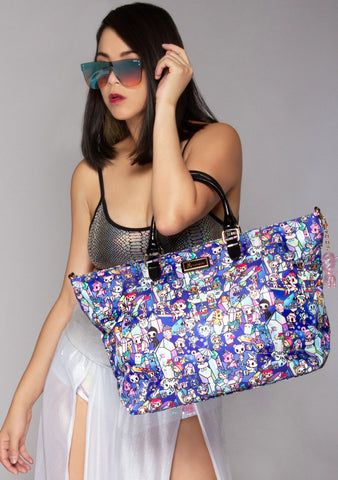 Crystal Kingdom All Over Tote Bag