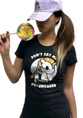 Tokidoki Don't Eat Me Unicorno Tee
