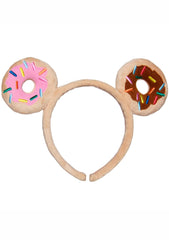 Tokidoki Donutella Plush Headband