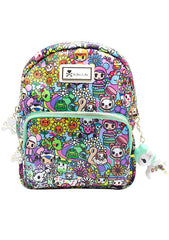 Flower Power Mini Backpack