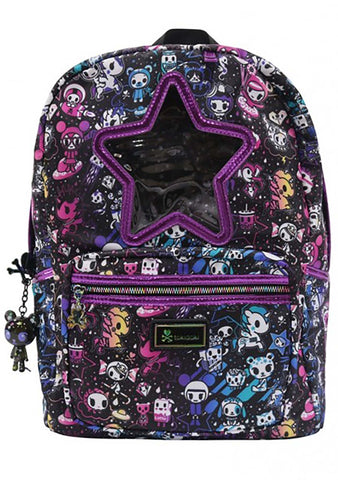 Galactic Dreams Star Window Backpack