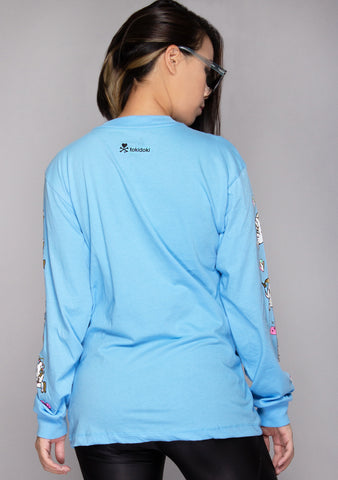 Pearly Pony Long Sleeve Tee