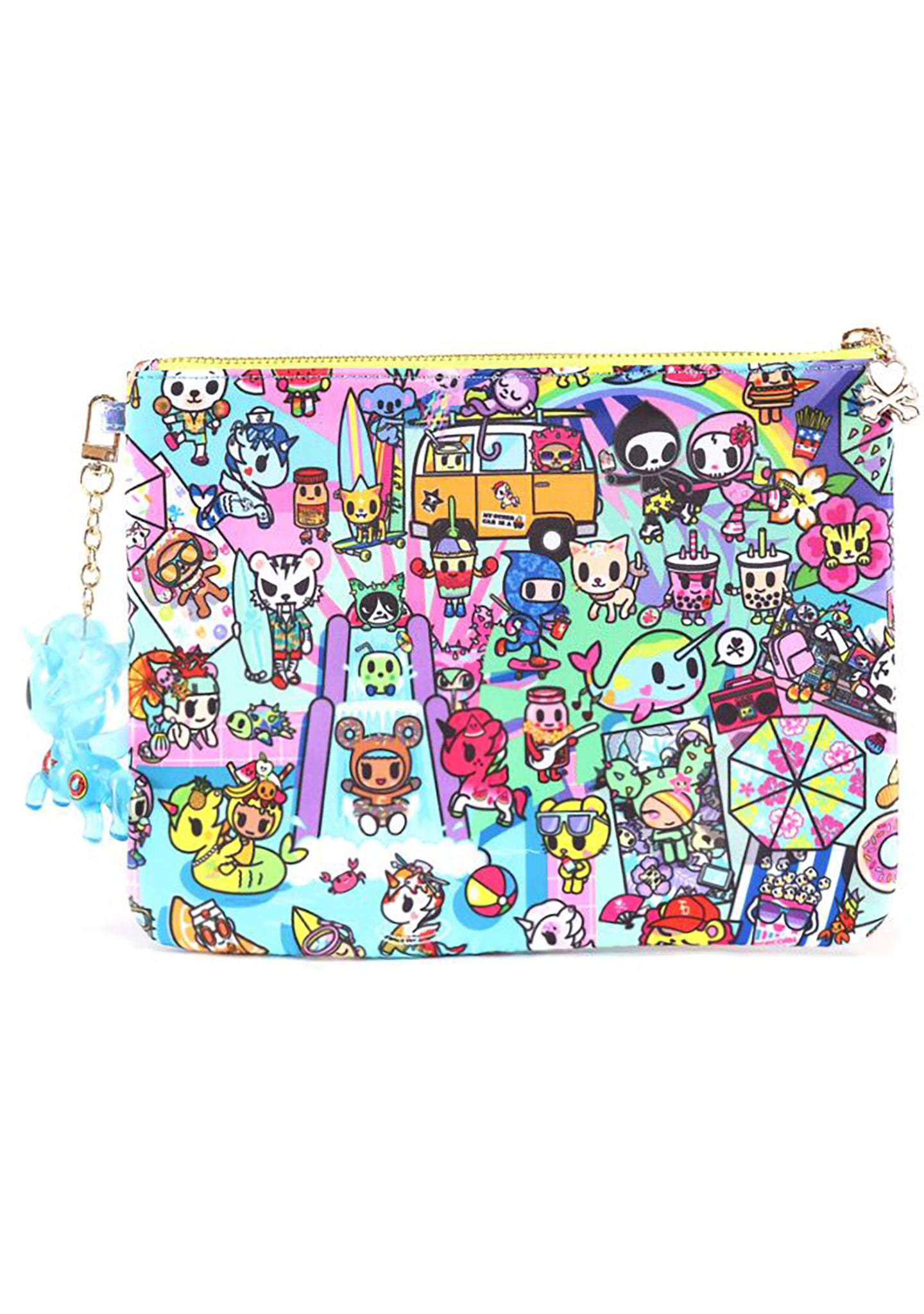 Pool Party Zip Pouch