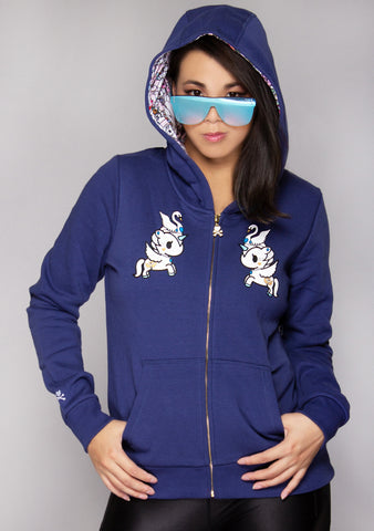 Take Flight Unicorno Hoodie