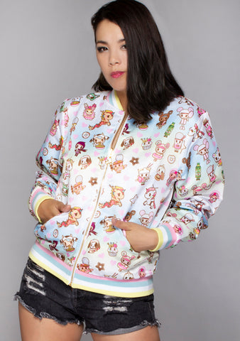 Toki Sweetie Reversible Jacket