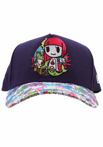 Tokidoki Treasure Chest Mermaid Raglan Hat